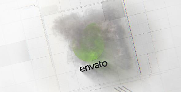 Smoke Logo Revealer