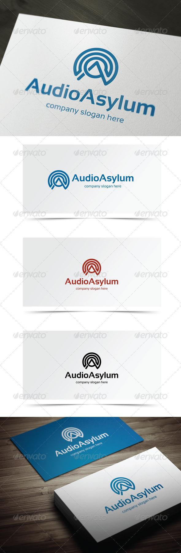 GraphicRiver Audio Asylum 6612042