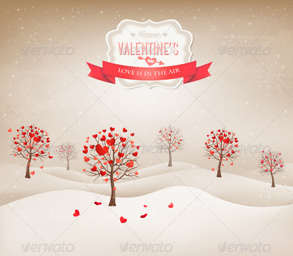 GraphicRiver Holiday Retro Background 6612647