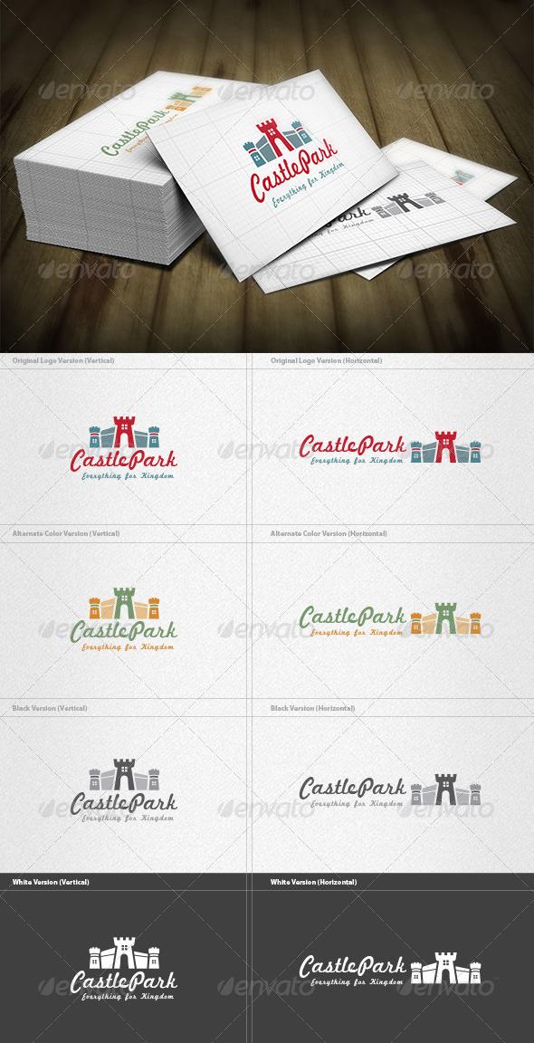 GraphicRiver Castlepark Logo 6614072