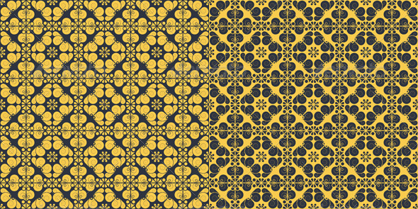 GraphicRiver Abstract Seamless Patterns 6617539