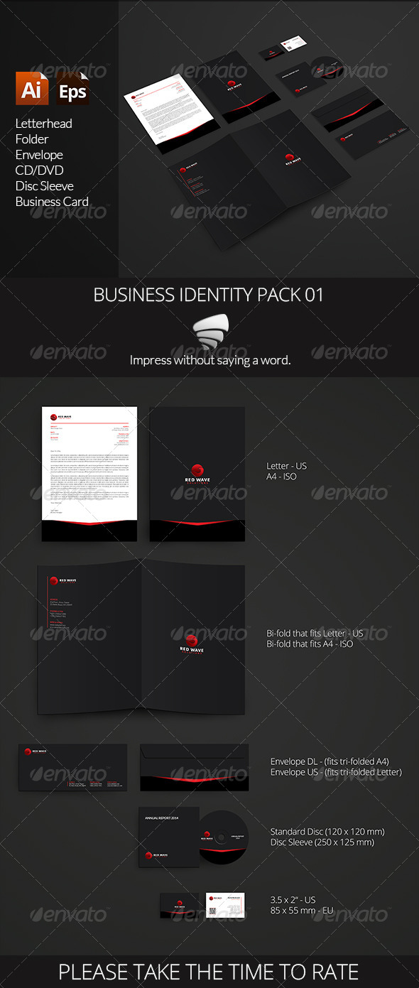GraphicRiver Business Identity Pack 01 6612648