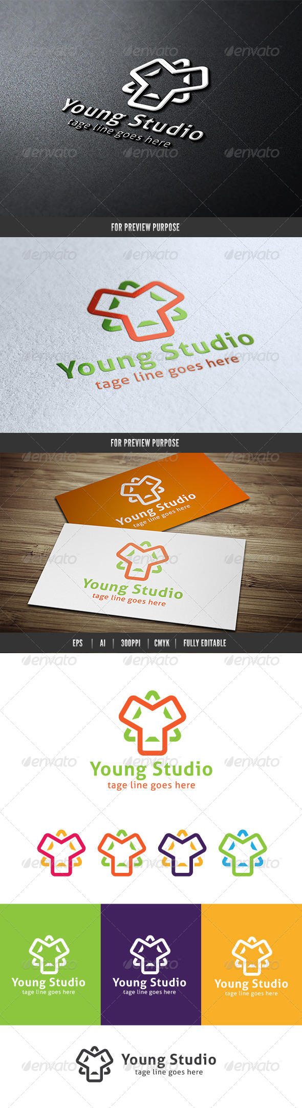 GraphicRiver Young Media Design 6617909