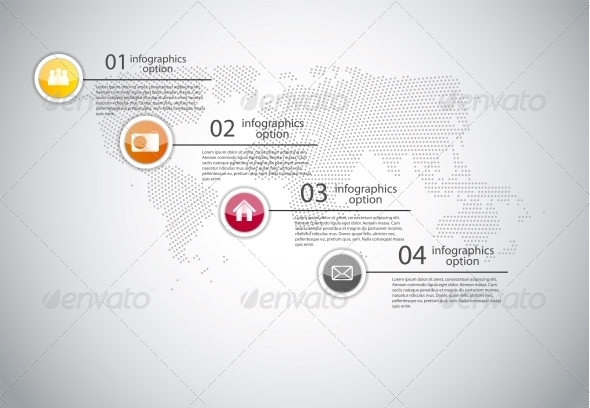 GraphicRiver Infographic Business Template Vector Illustration 6618223