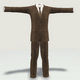 Man Suit 1 - 3DOcean Item for Sale