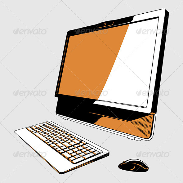 GraphicRiver Desktop PC 6618761