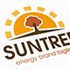 Sun Tree Logo - GraphicRiver Item for Sale