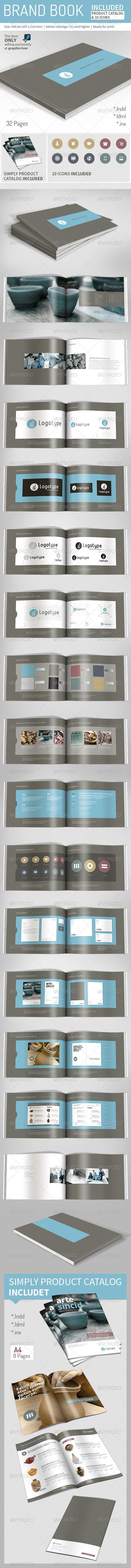 GraphicRiver Brand Book 6617044