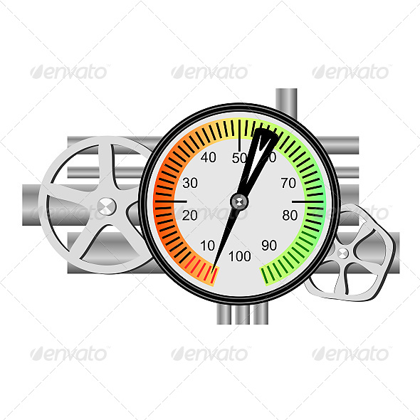 GraphicRiver Fuel Meter 6619535