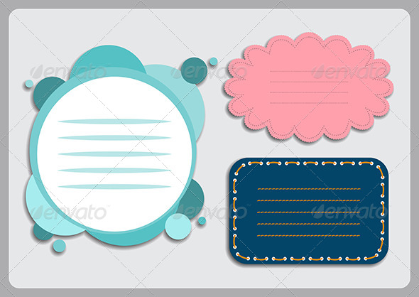 GraphicRiver Places for the Singing 6619633