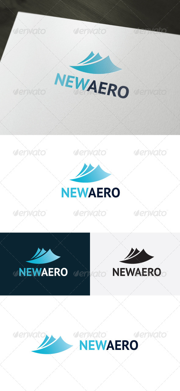 GraphicRiver New Aero Logo 6619650