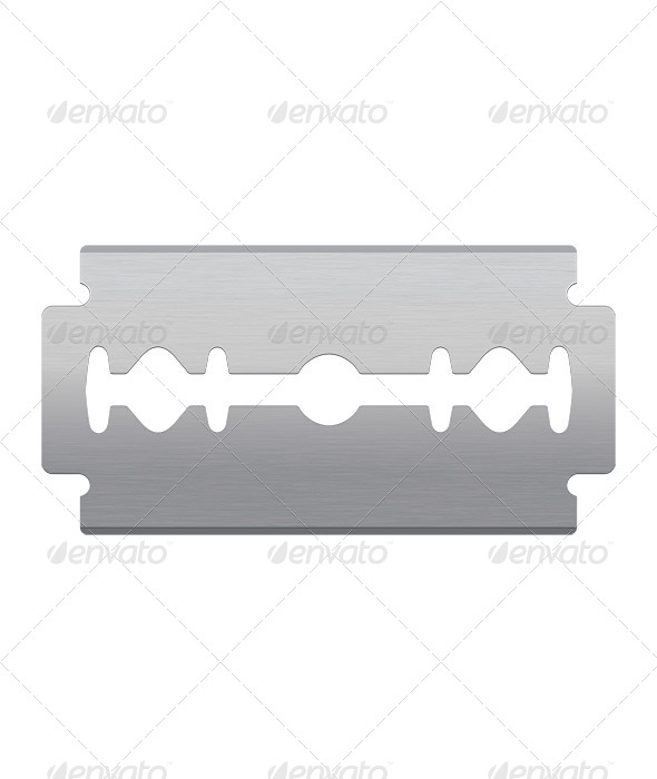 GraphicRiver Razorblade 6619832