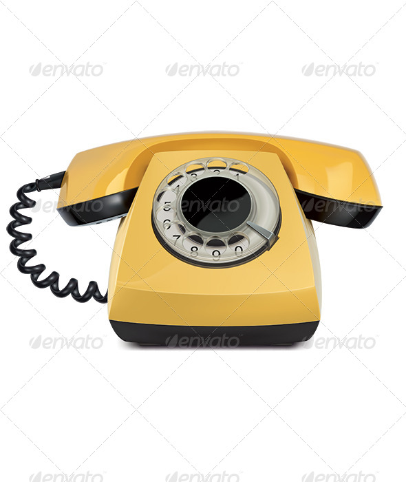 GraphicRiver Telephone 6619860