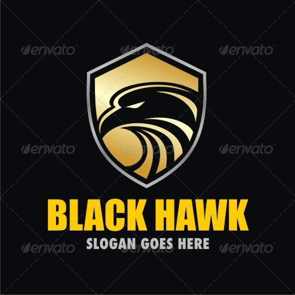 GraphicRiver Black Hawk 6512545