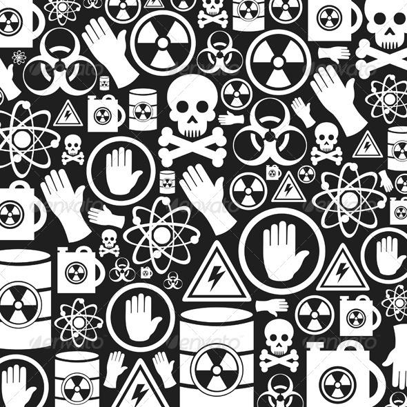 GraphicRiver Danger Background 6622966