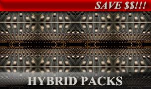 Hybrid Packs
