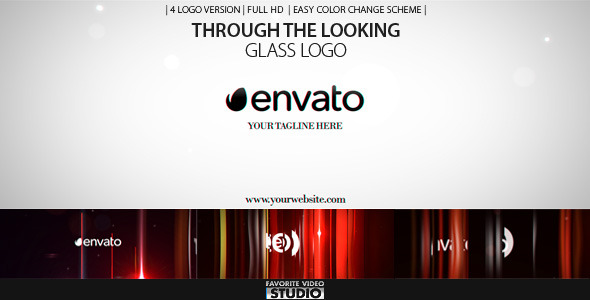 Through the Looking Glass Logo