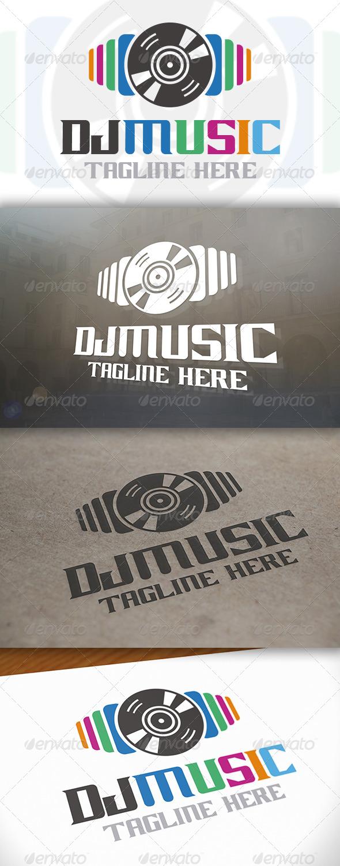 GraphicRiver Music Logo 6624062