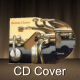 CD Cover Mock-Up - GraphicRiver Item for Sale