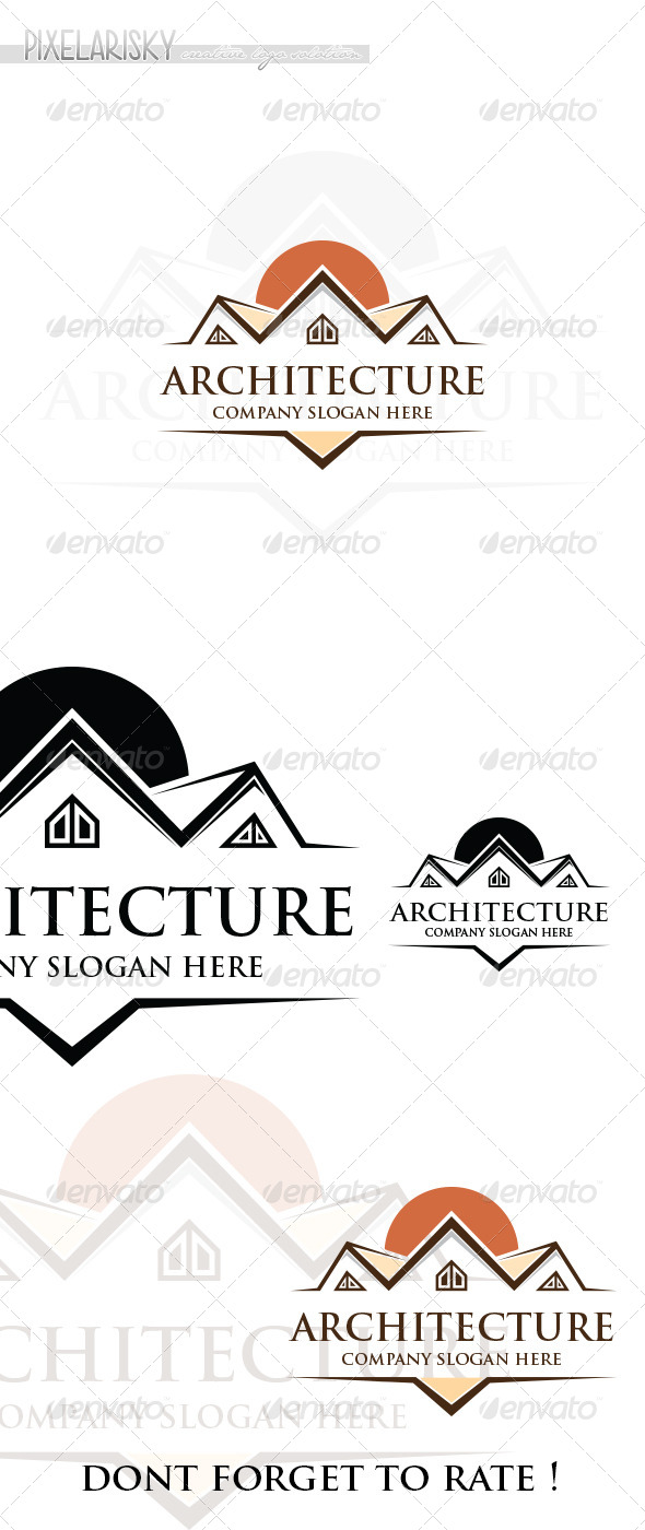 GraphicRiver Architecture Group Logo 6625152
