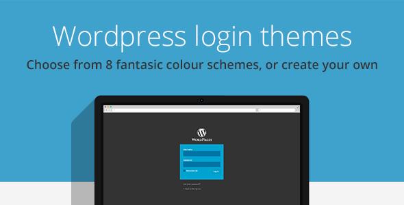 CodeCanyon Wordpress login themes 6589871