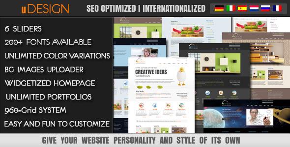 U-Design WordPress Theme | Descarga | Download | Blog de Tecnologias ...