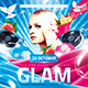 Glam House Flyer - GraphicRiver Item for Sale