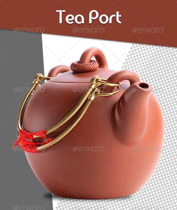 GraphicRiver Tea Port 6629893