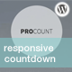 WP PROCount: Responsive Countdown Landing Page - CodeCanyon Item for Sale