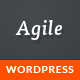 Agile - Multi-Purpose App Showcase WordPress Theme - ThemeForest Item for Sale