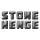 Stonehenge Font - GraphicRiver Item for Sale