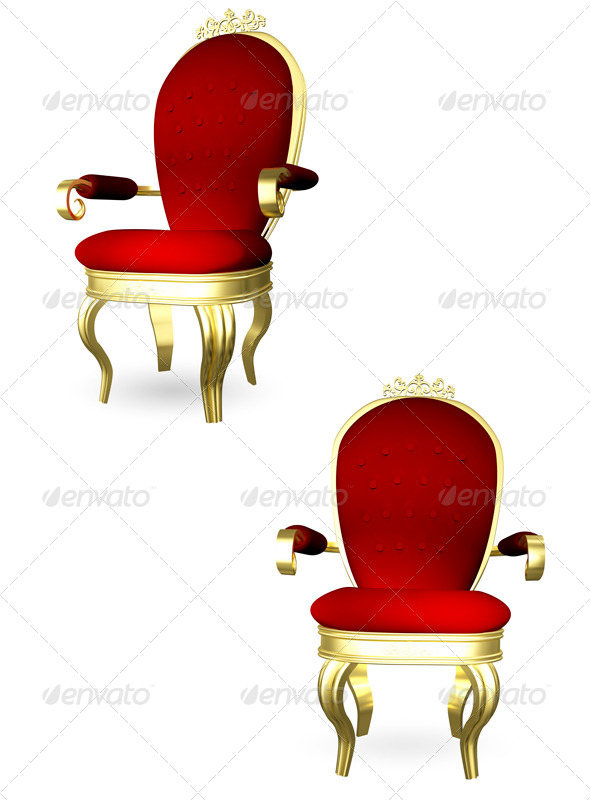 GraphicRiver Throne 6632182