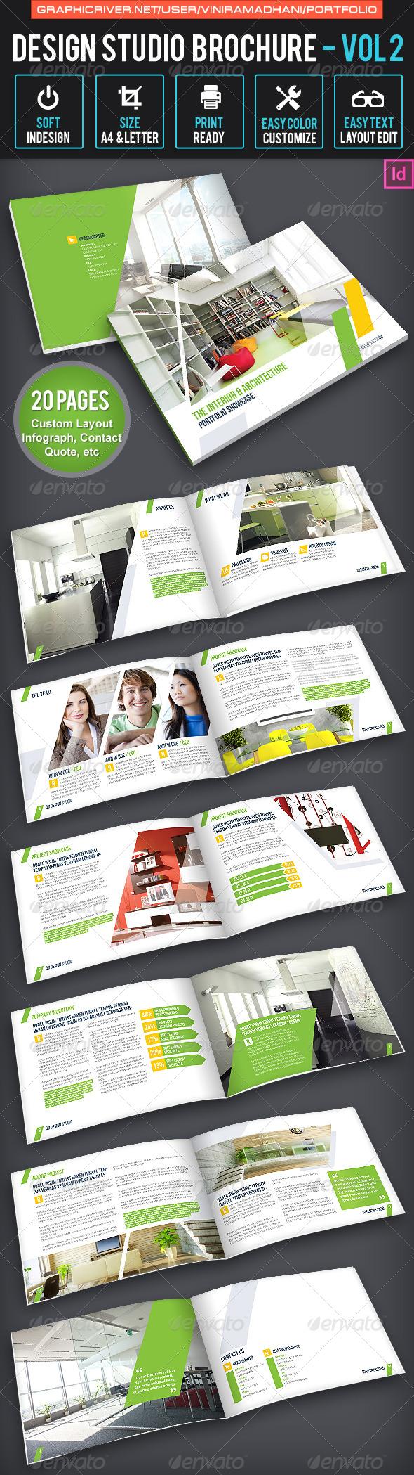 GraphicRiver Design Studio Brochure Volume 2 6632977