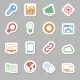 Seo Icons as Labes