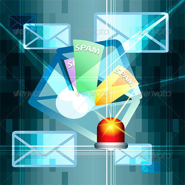 GraphicRiver No Spam 6634007