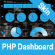PHP Dashboard Skin (San Francisco Nights)