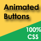CSS3 Animated Buttons - Without images and jquery