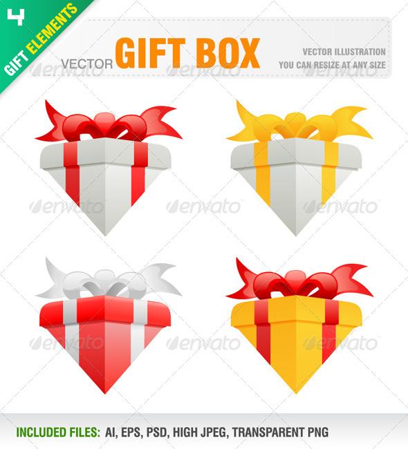 GraphicRiver Gift Box 6635694