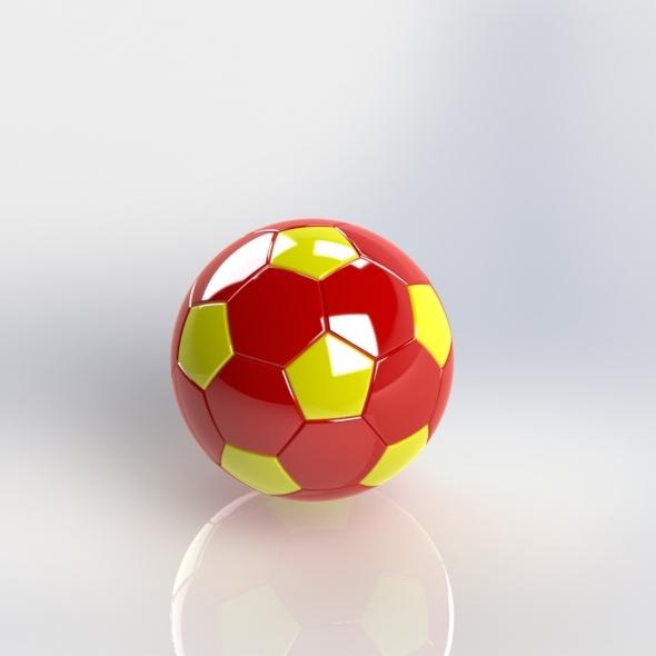 3DOcean Soccer Ball 6636186
