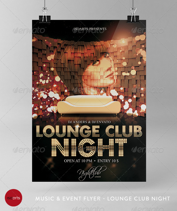 Elegant Party Flyer - Vol.3 - Clubs & Parties Events
