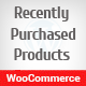 WooCommerce Recently Purchased Products (WooCommerce) Download
