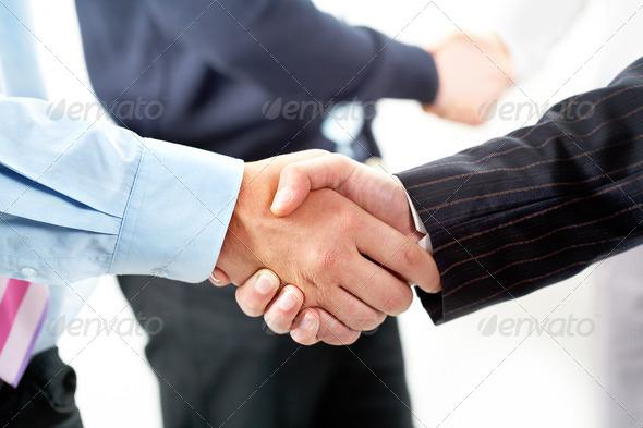 Handshake - Stock Photo - Images