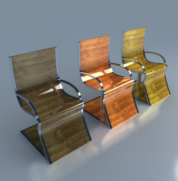 3DOcean Modern Chair 6639314