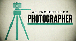 Excellent projects for Photographers