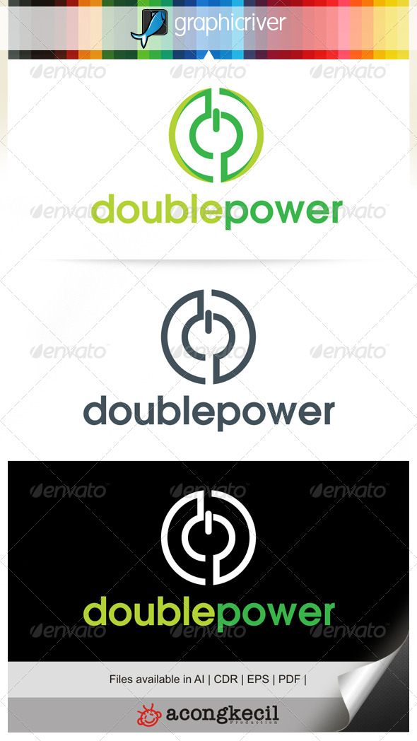 GraphicRiver Double Power 6640842