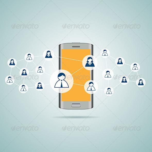 Social Media Contacts