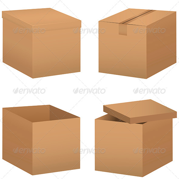 GraphicRiver Box Set 6641744