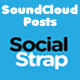 SoundCloud addon for SocialStrap