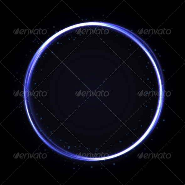 GraphicRiver Abstract Technology Circle Background 6642275