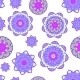 Abstract Flower Seamless Pattern - GraphicRiver Item for Sale